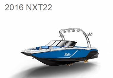 2017 MASTERCRAFT NXT22 - X1,X2